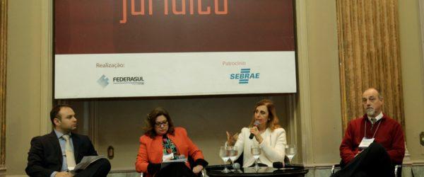 Integrantes do IBGC explicaram as competências do atividade – Foto: Itamar Aguiar