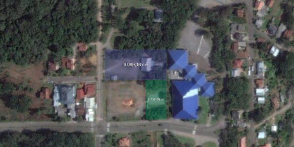 Mapa Área ACINP