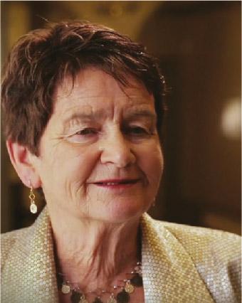 Ruth Richardson, ex-Ministra da Nova Zelândia