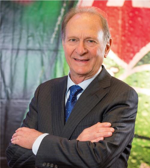 Nelson Eggers, Presidente da Bebidas Fruki