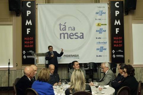 George Pinheiro apresentou os objetivos da UNECS – Foto: Itamar Aguiar